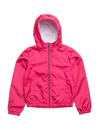 NKFMIX SOLID JACKET CAMP - BRIGHT ROSE
