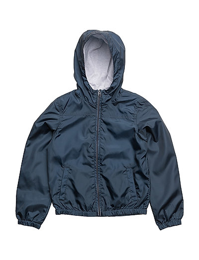 NKMMIX SOLID JACKET CAMP - DRESS BLUES