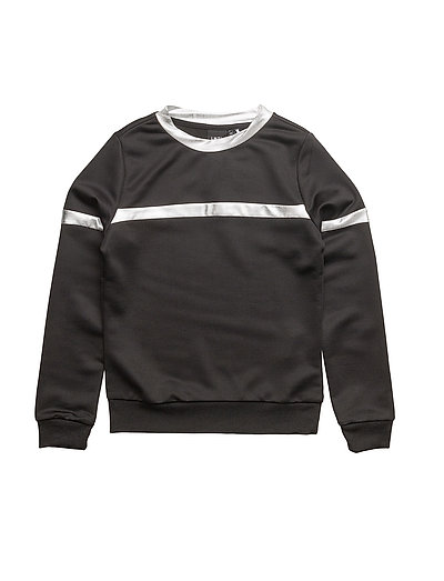 NITROSE  LS SWEAT F LMTD - BLACK