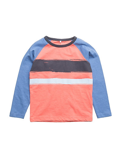 NMMFANDER LS TOP BOX - SPICED CORAL