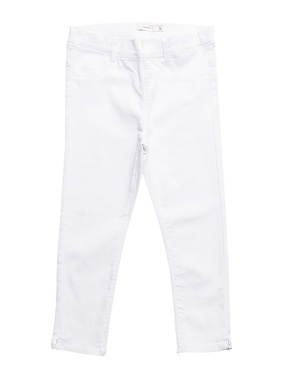 NKFPOLLY TWITINNA CAPRI LEGGING AF - BRIGHT WHITE