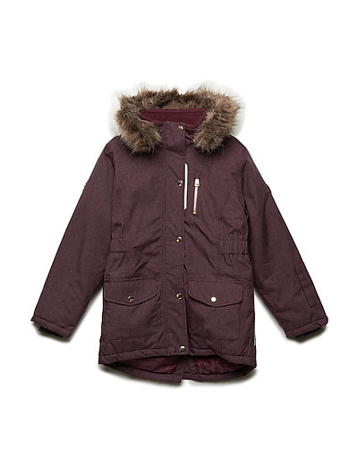 NKFSNOW10 JACKET FO - PORT ROYALE