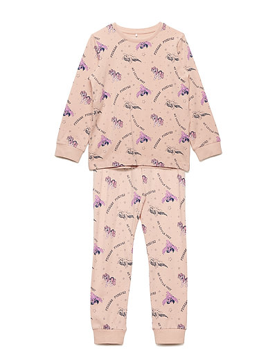 NMFMLP PINKIE NIGHTWEAR - ROSE CLOUD