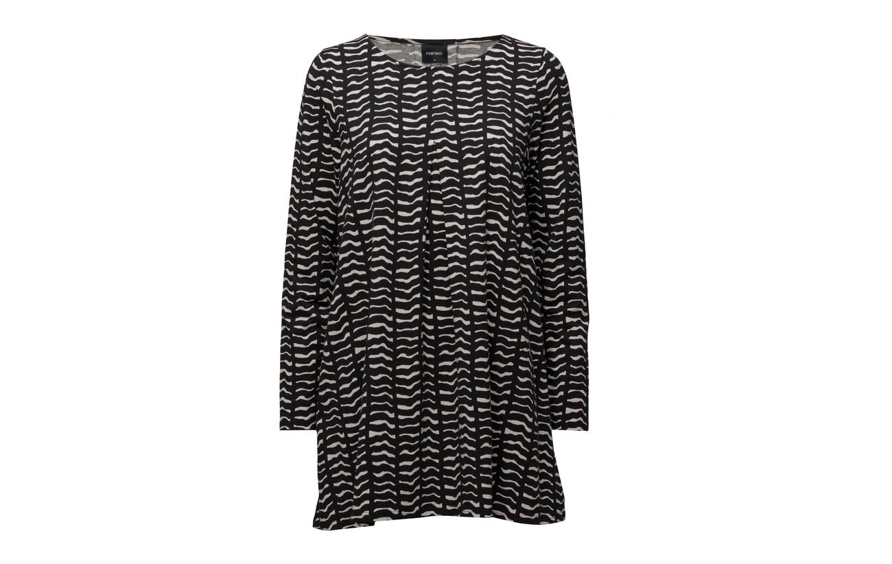 49 2 Nanso Coton Grey Ladies Pouta Tunic Modale Elastane xq1qOI6