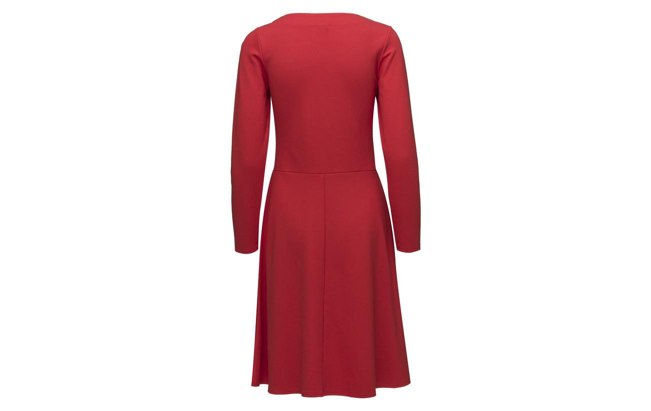 3 Ladies Polyamide Red 70 Dress Hehku Nanso Viscose Elastane 27 Ow1U44