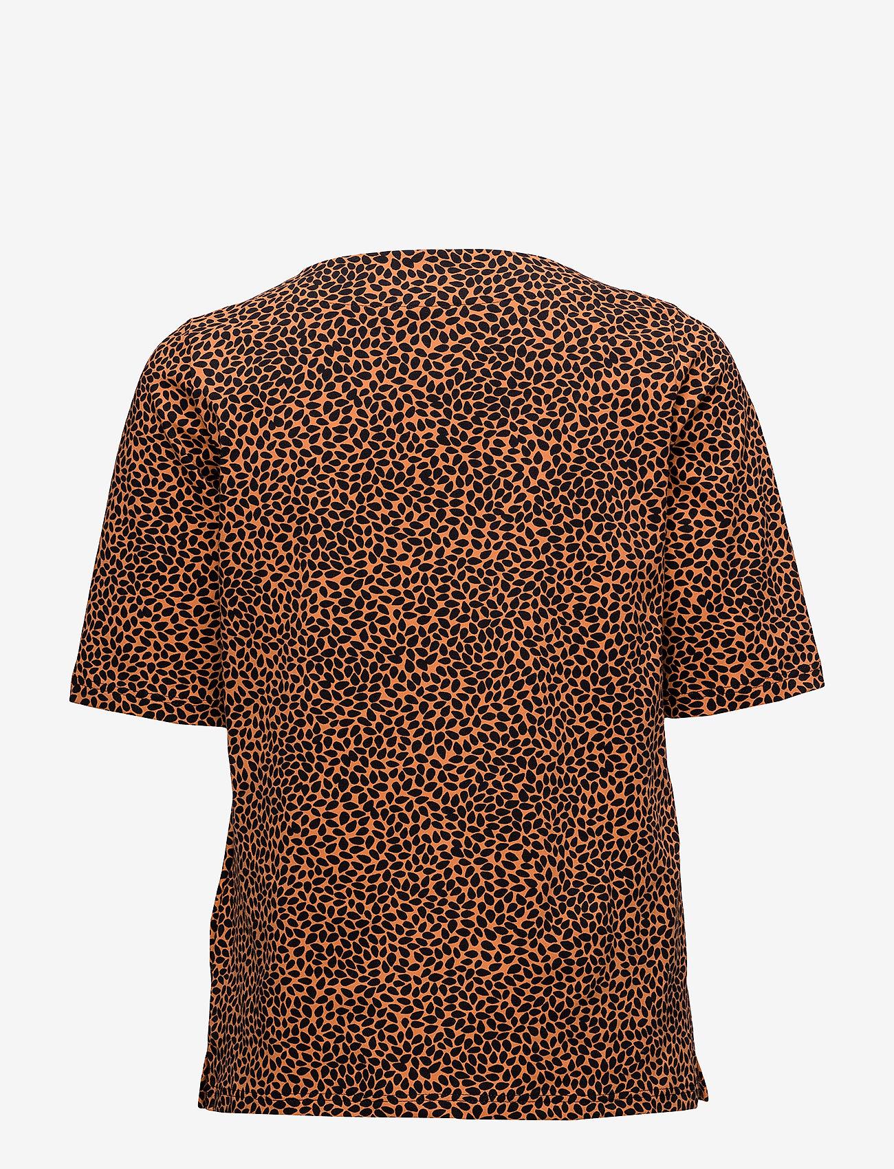 Nanso - Ladies shirt, Sesam - t-shirts - orange - 1