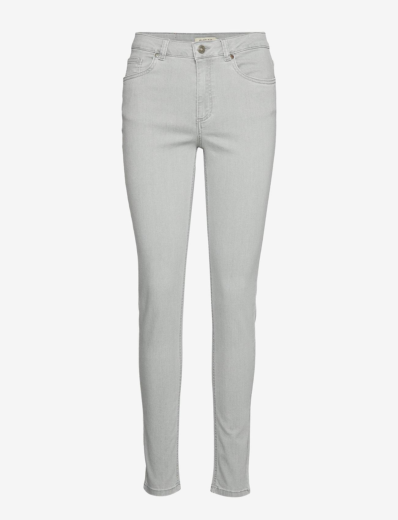 Nanso - Ladies jeans, Demi - dżinsy skinny fit - grey - 0