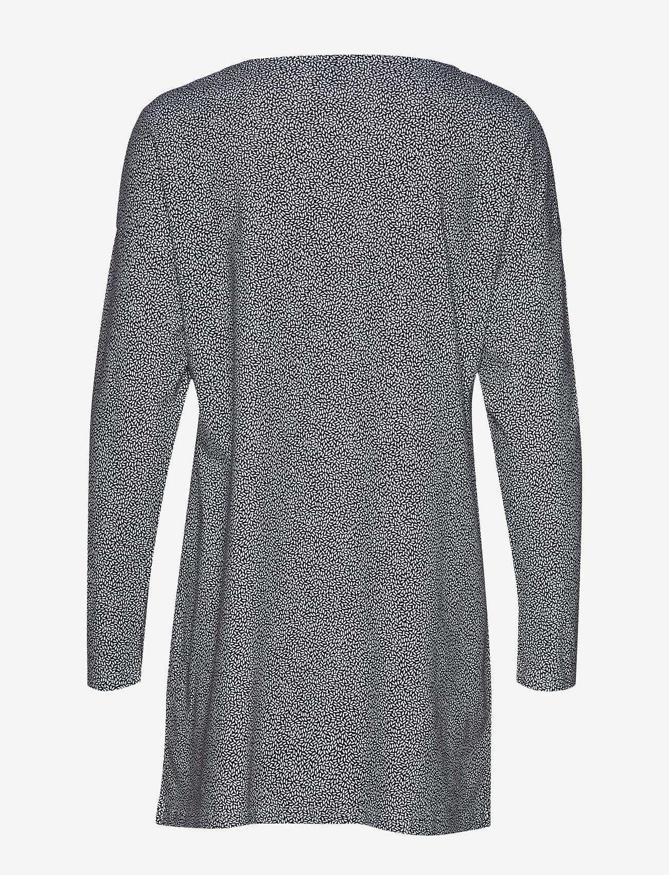 Nanso - Ladies tunic, Riisi - robes courtes - black - 1