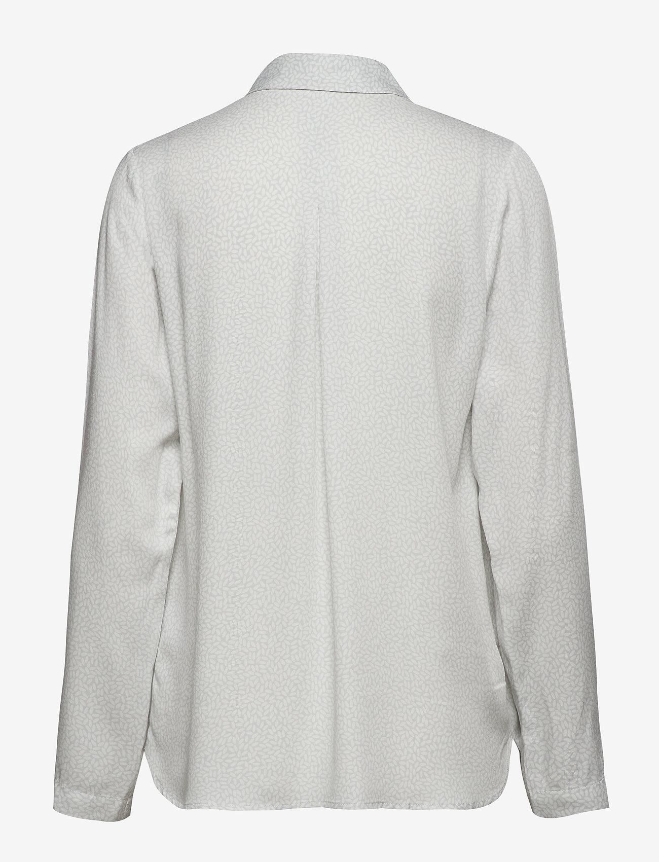 Nanso Ladies Blouse, Riisi - Blusar & Skjortor Grey