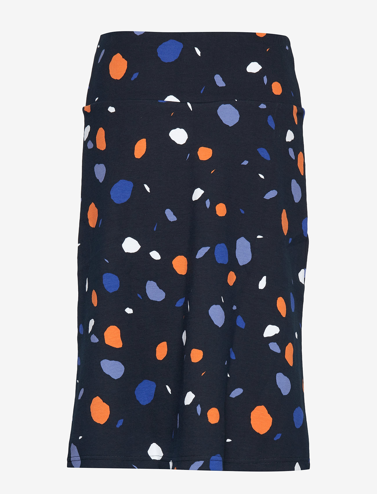 Nanso - Ladies skirt, Pyörre - midinederdele - blue - 1