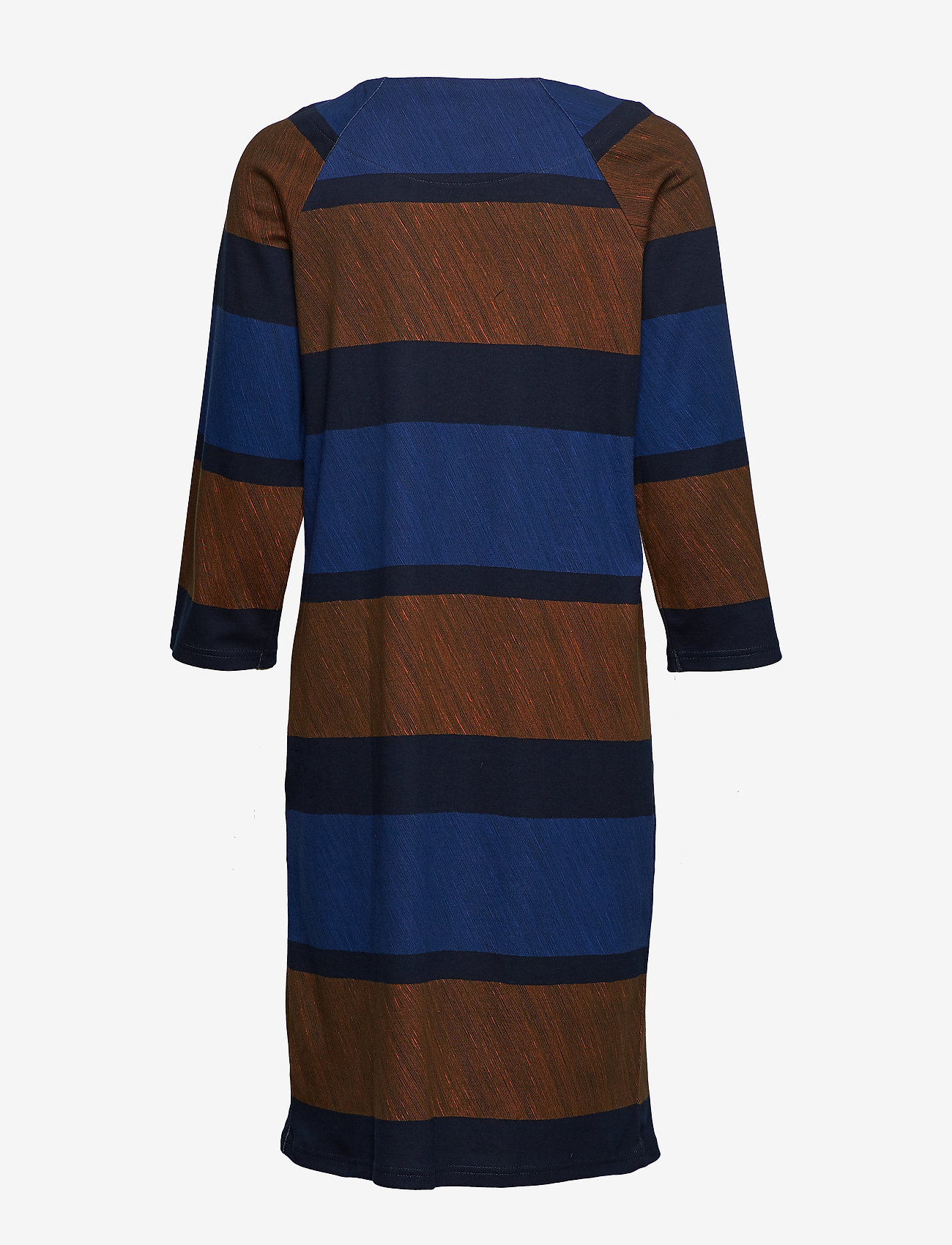 Nanso - Ladies dress, Puomi - midi kjoler - blue - 1