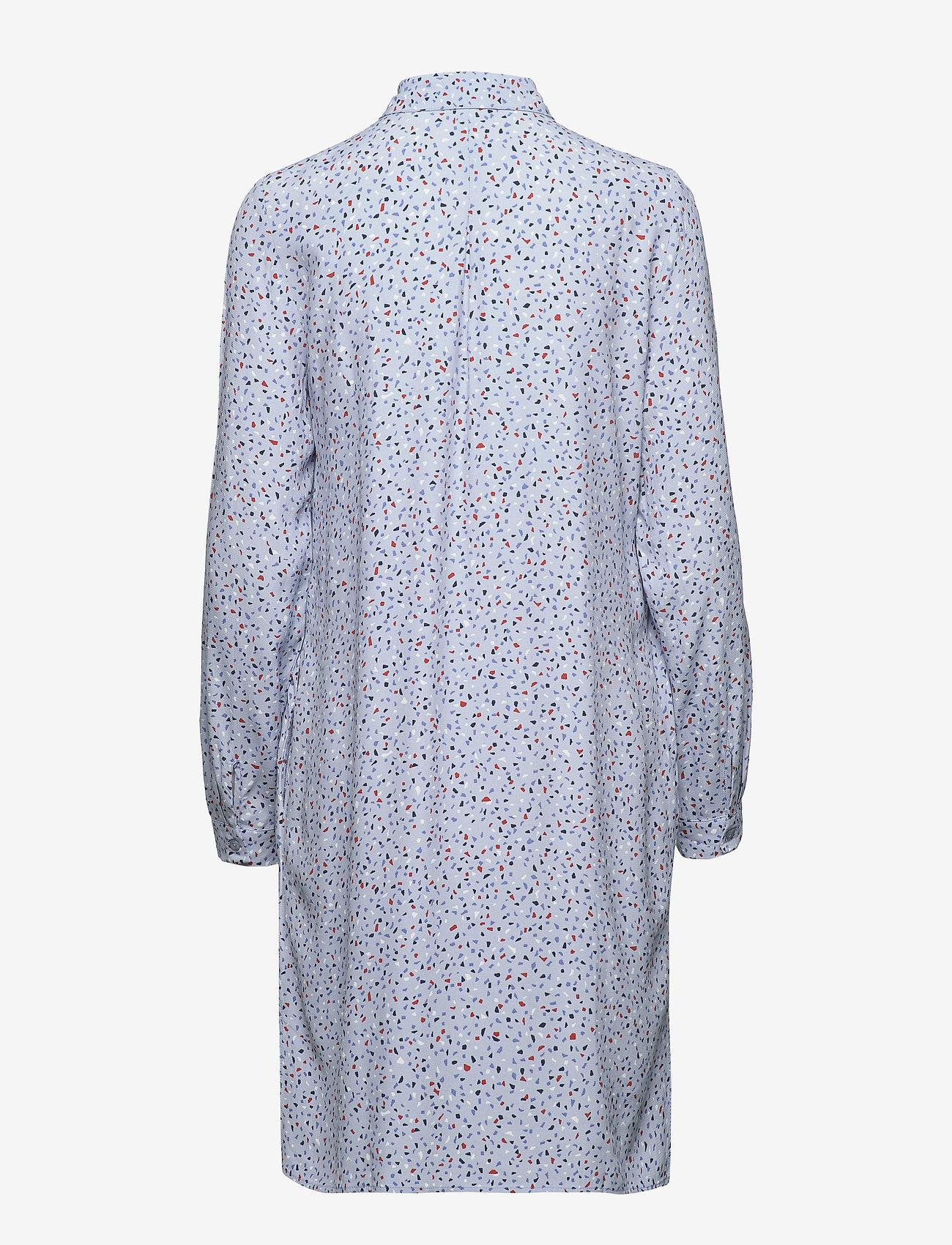 Nanso - Ladies shirt, Siru - robes chemises - grey - 1