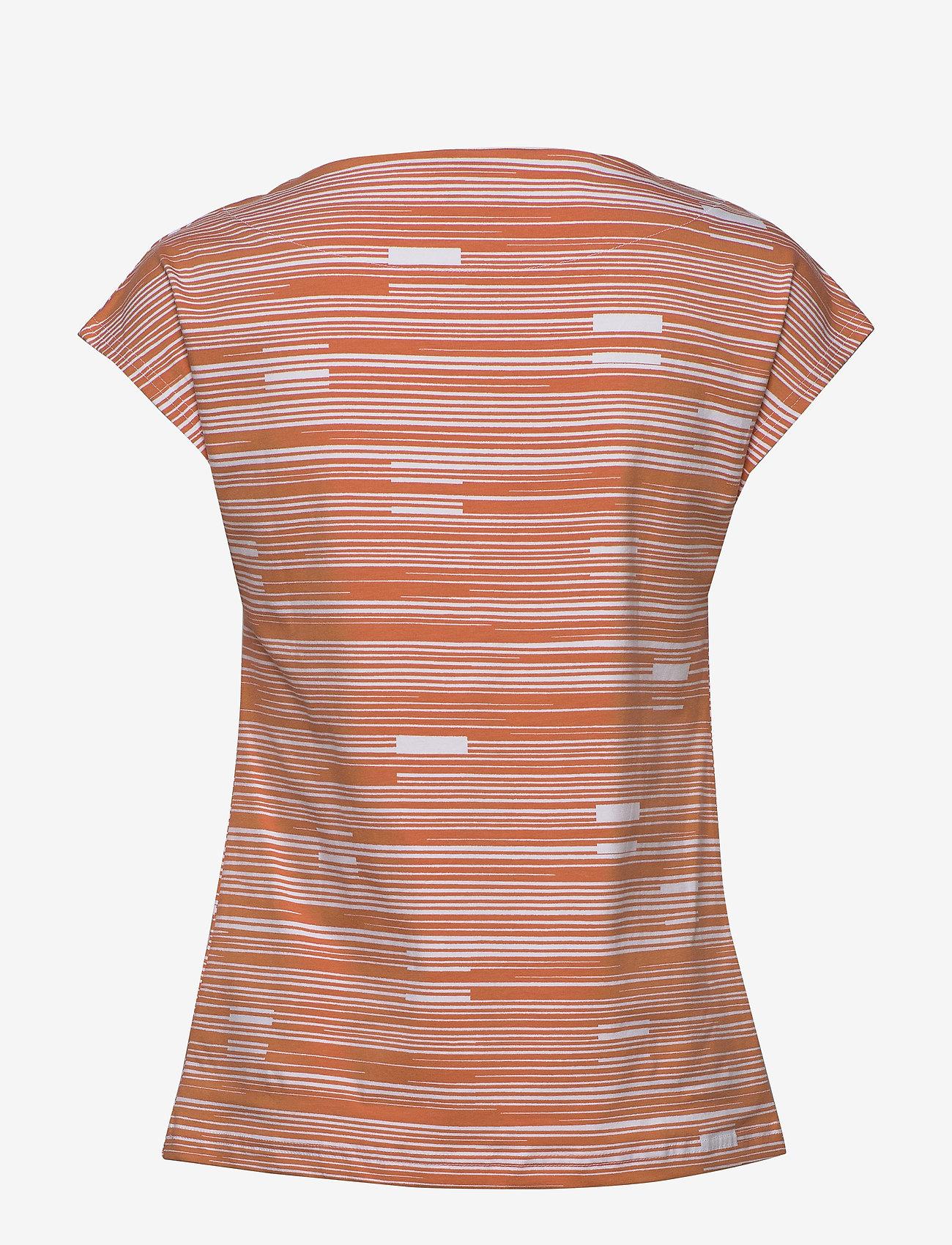 Nanso - Ladies blouse, Näkkäri - t-shirty - red - 1