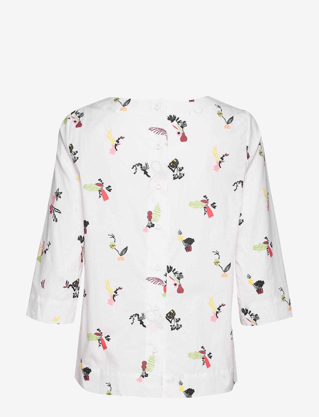 Nanso - Ladies shirt, Asetelma - pitkähihaiset t-paidat - multicoloured - 1