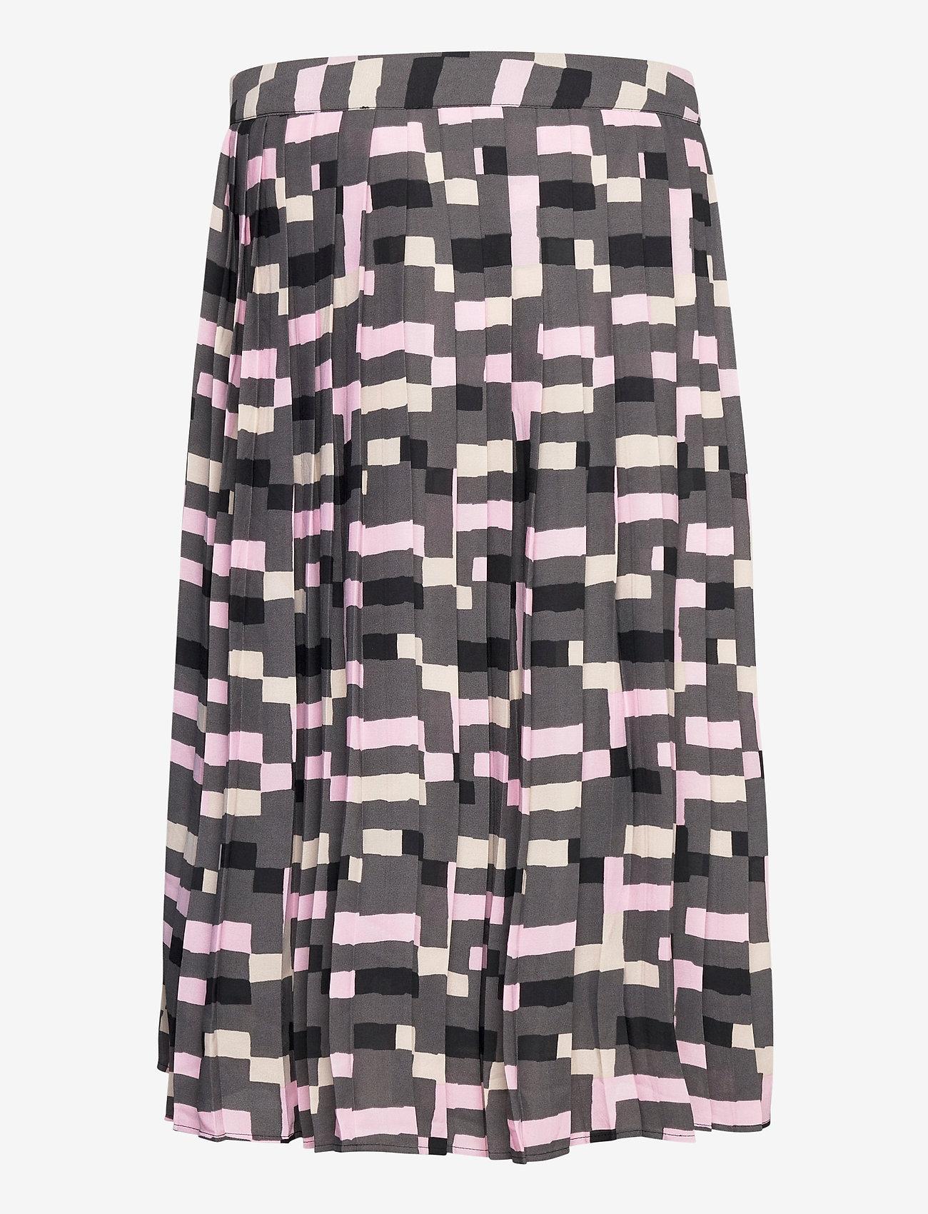 Nanso - Ladies skirt, Pino - spódnice do kolan i midi - grey - 1