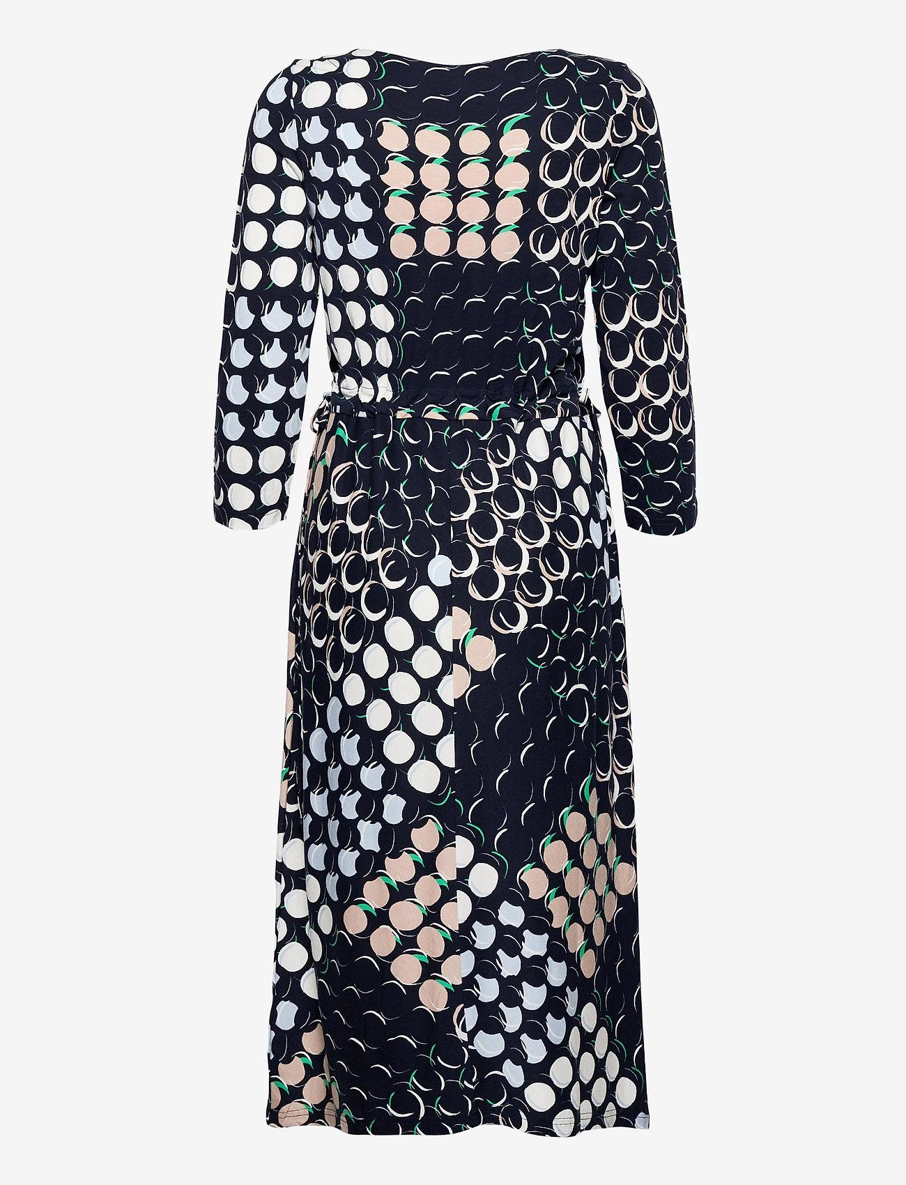 Nanso - Ladies dress, Oivallus - alledaagse jurken - blue - 1