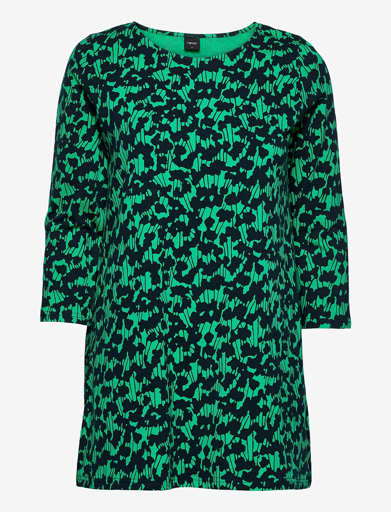 Nanso - Ladies tunic, Liito - tunikor - green - 0