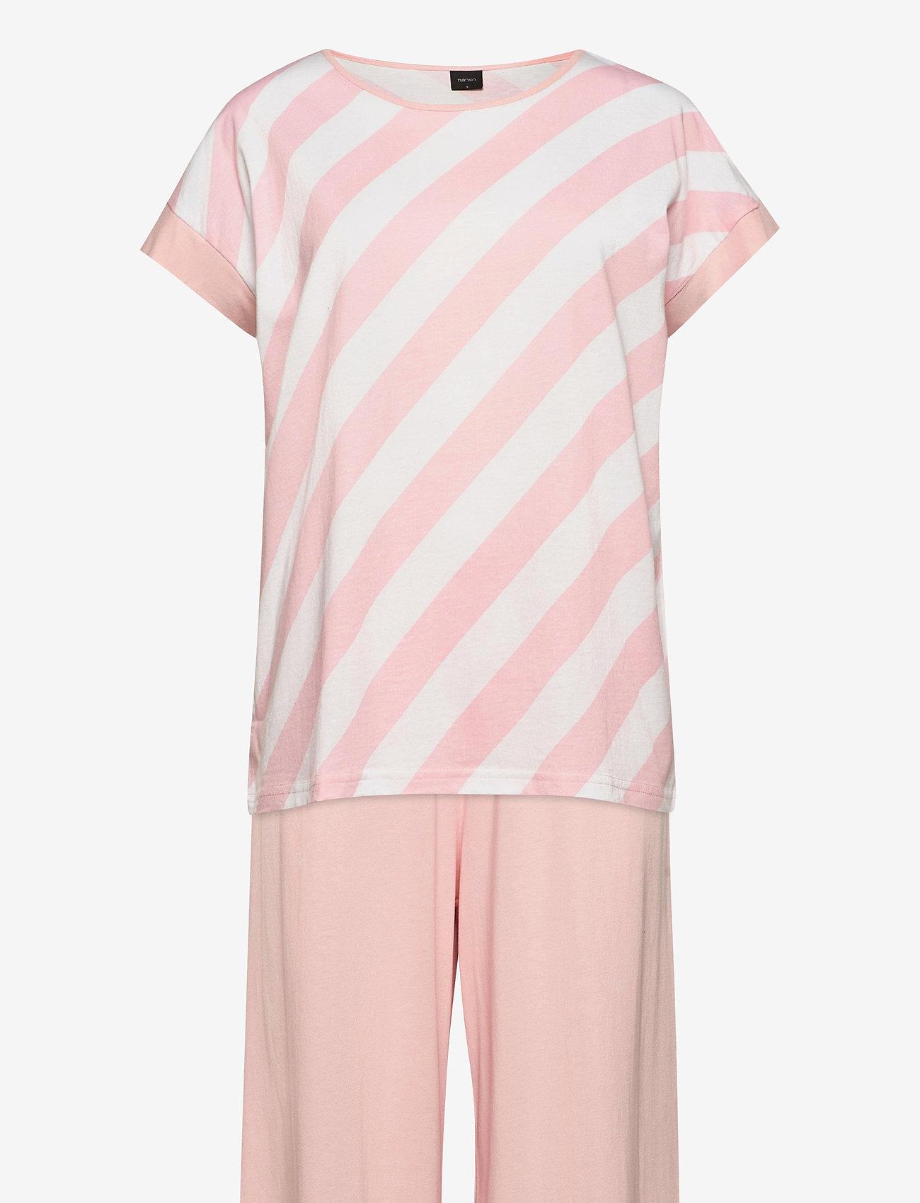 Nanso - Ladies pyjamas, Kulma - pyjamas - light pink - 0