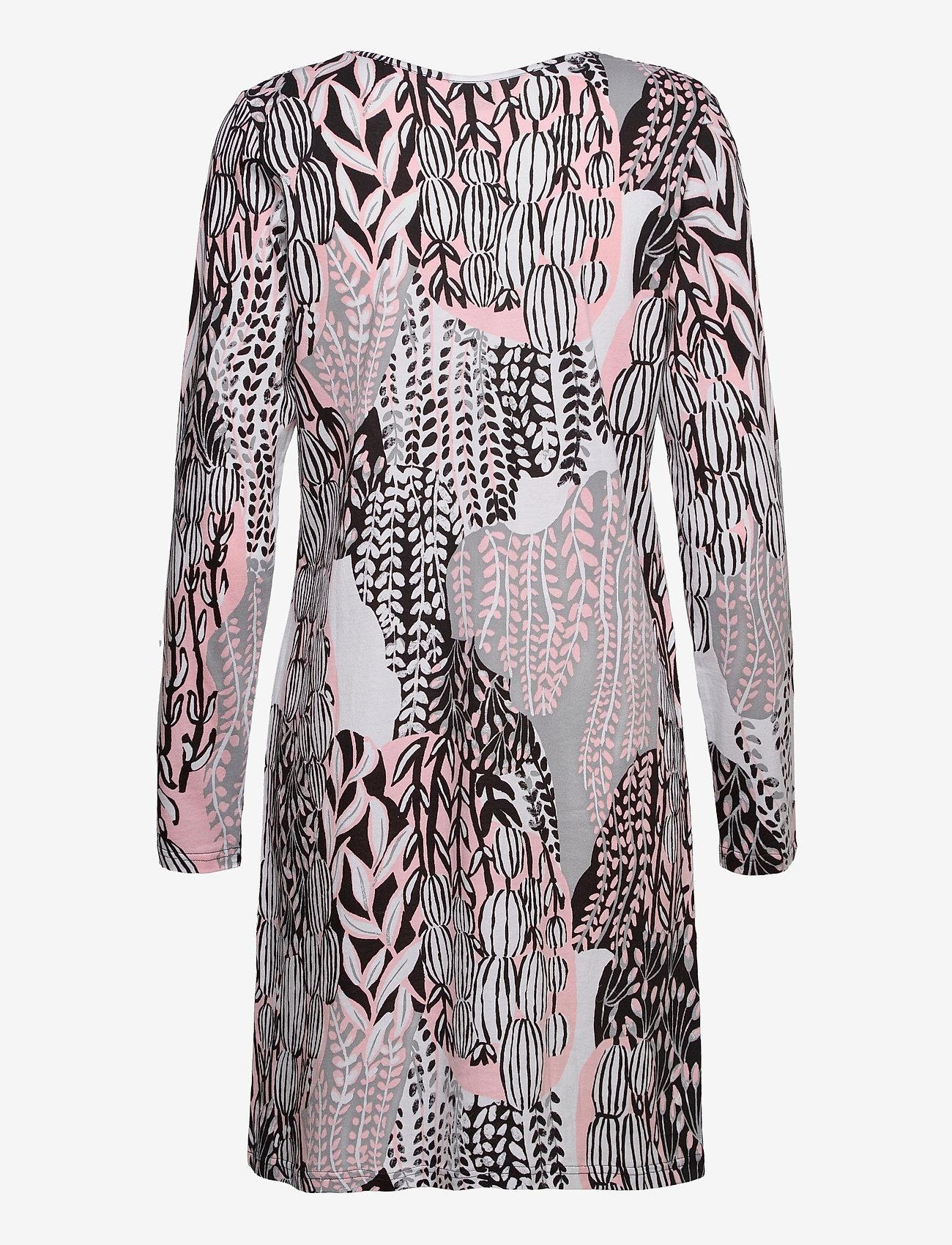 Nanso - Ladies big shirt, Suurennuslasi - nightdresses - light pink - 1