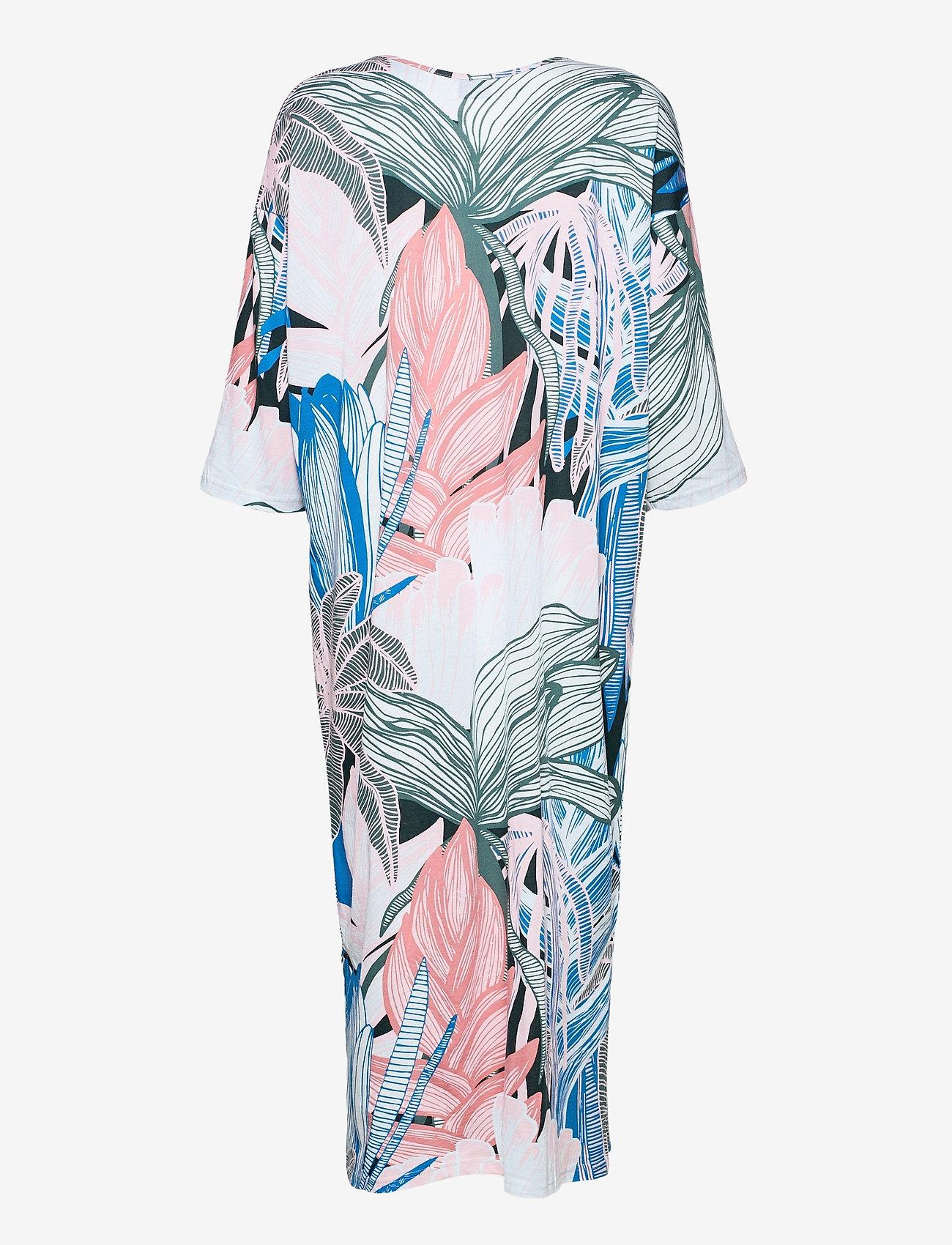 Nanso - Ladies kaftan, Tropiikki - nightdresses - multi-coloured - 1