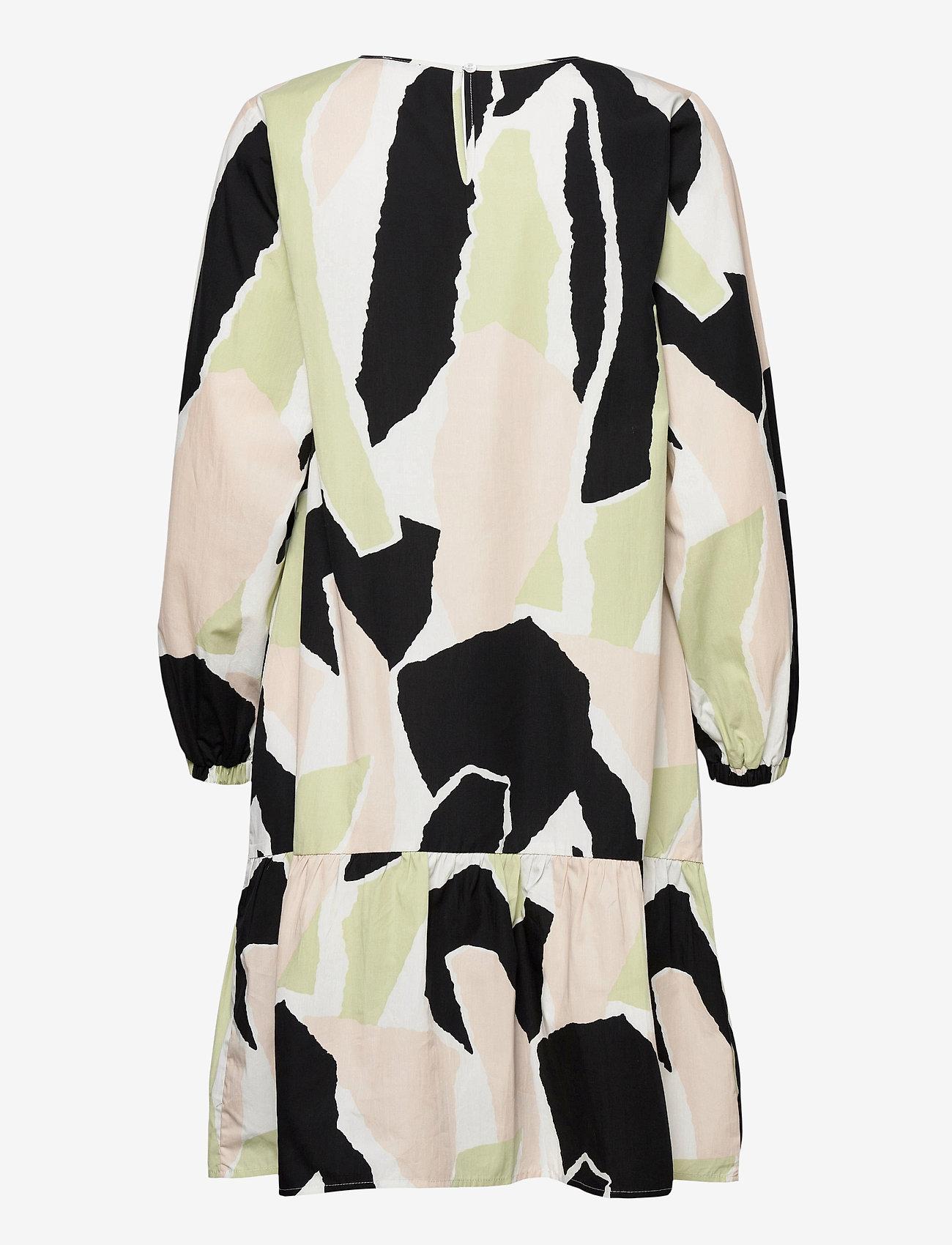 Nanso - Ladies dress, Särö - zomerjurken - beige - 1