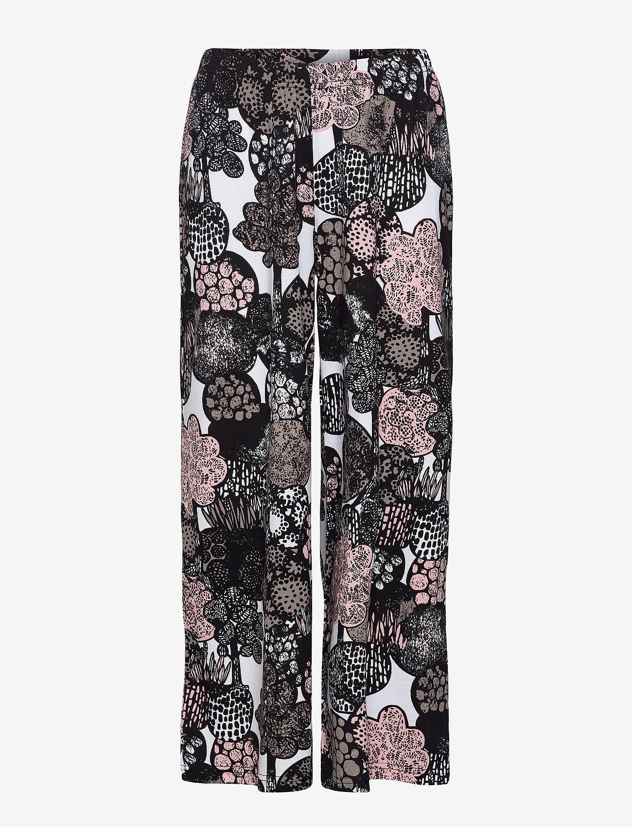 Nanso - Ladies trousers, Mäntykallio - bottoms - multi-coloured - 0
