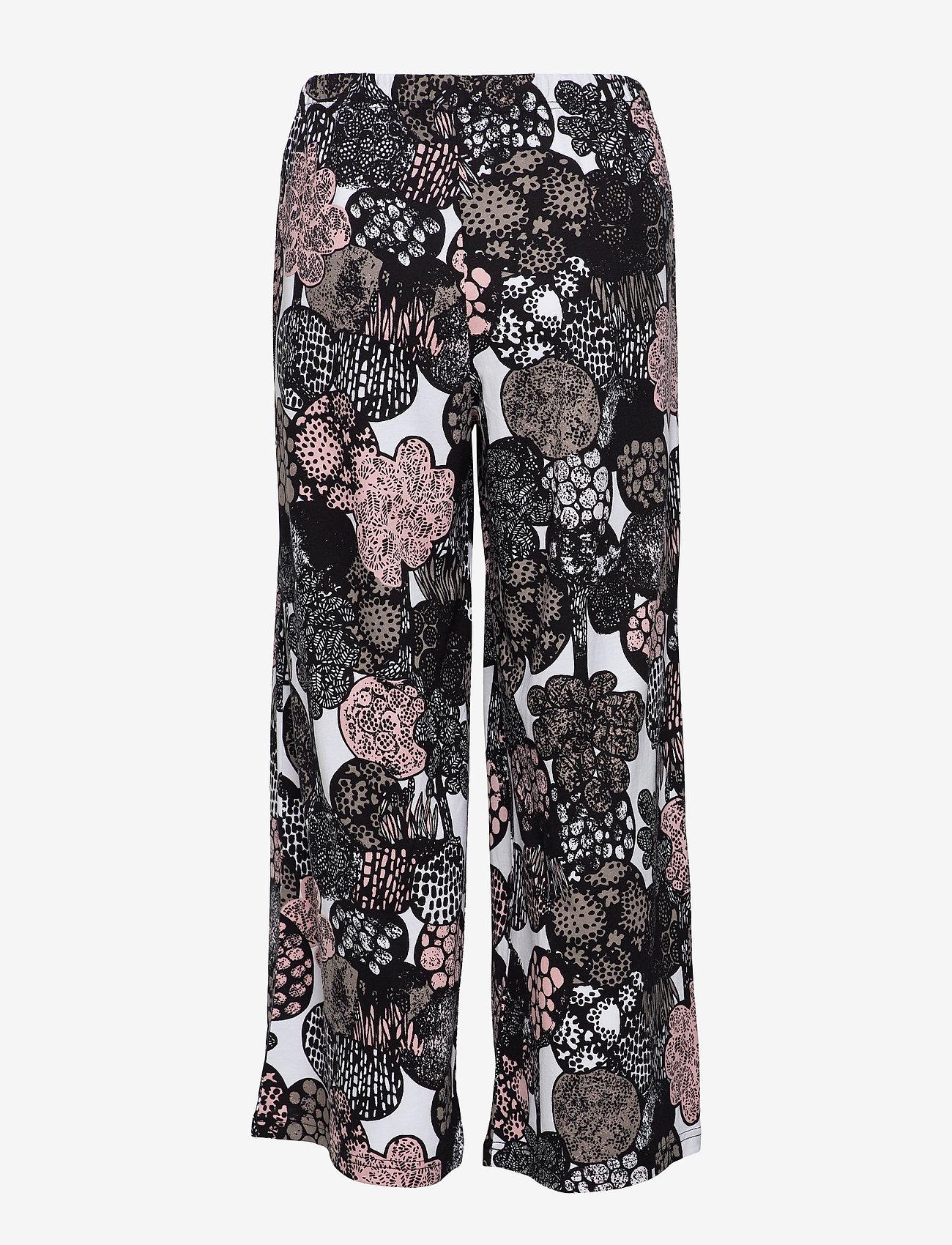Nanso - Ladies trousers, Mäntykallio - bottoms - multi-coloured - 1