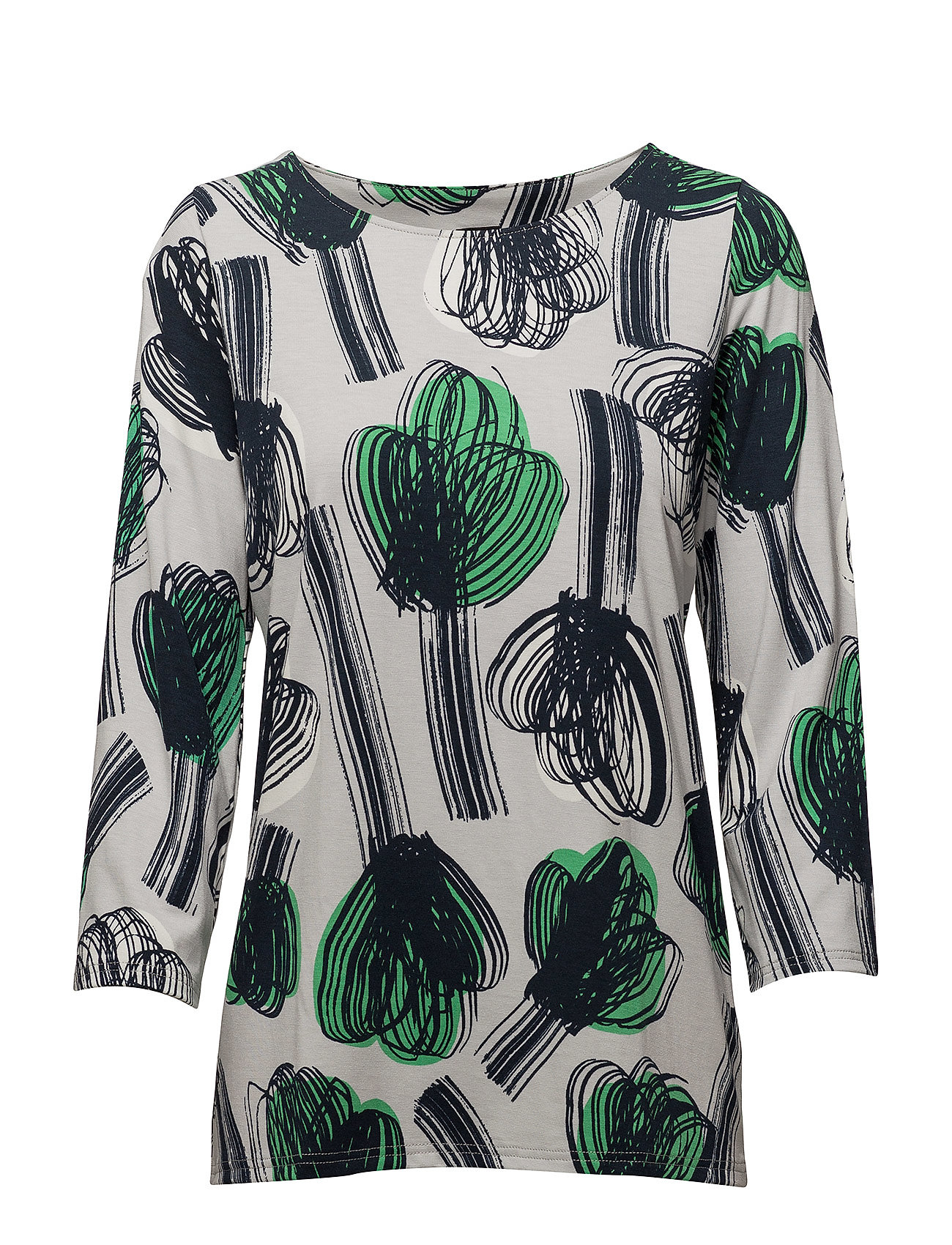 Nanso Ladies shirt, Nuppu - GREEN