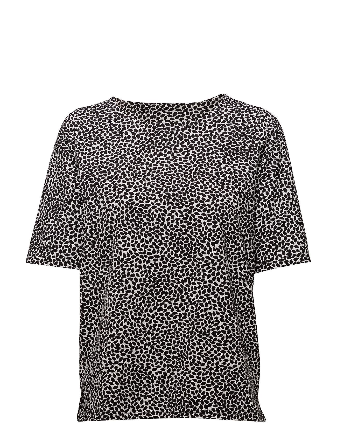 Nanso Ladies shirt, Sesam - BLACK