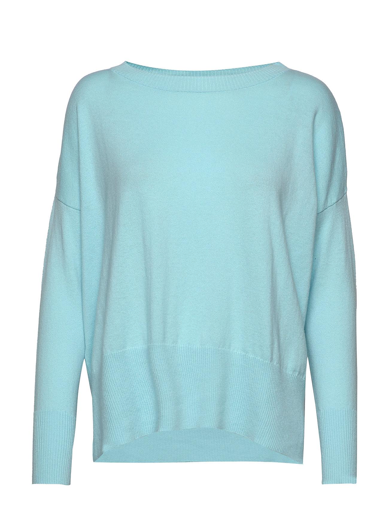 Nanso Ladies knit sweater, Villis - LIGHT BLUE
