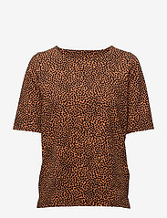 Nanso - Ladies shirt, Sesam - t-shirts - orange - 0