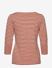 Nanso - Ladies blouse, Viiru - tops met lange mouwen - orange - 1