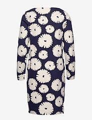 Nanso - Ladies dress, Mimosa - midi kjoler - dark blue - 1