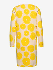 Nanso - Ladies dress, Mimosa - midi kjoler - yellow - 1