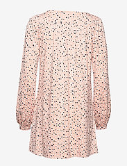 Nanso - Ladies tunic, Dippi - long sleeved blouses - pink - 1