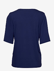 Nanso - Ladies blouse, Aava - t-shirty - blue - 1