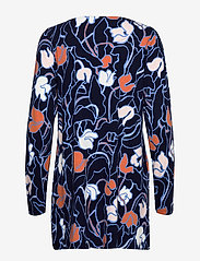 Nanso - Ladies tunic, Iiris - chemises de nuit - dark blue - 1