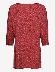 Nanso - Ladies tunic, Klippi - tunikat - red - 1