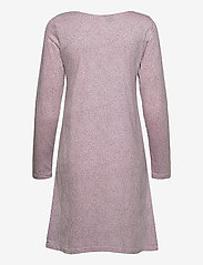 Nanso - Ladies big shirt, Pilkut - midimekot - light pink - 1