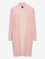 Nanso - Ladies dressing gown, Vivia - bathrobes - light pink - 0