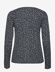 Nanso - Ladies blouse, Nomparelli - tops met lange mouwen - blue-toned - 1
