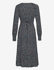 Nanso - Ladies dress, Nomparelli - midimekot - blue-toned - 1