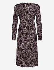 Nanso - Ladies dress, Nomparelli - sukienki do kolan i midi - red-toned - 0
