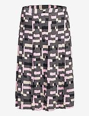 Nanso - Ladies skirt, Pino - spódnice do kolan i midi - grey - 0