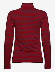 Nanso - Ladies high neck, Jamit - tops met lange mouwen - red - 1