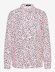 Nanso - Ladies blouse, Pätkät - overhemden met lange mouwen - pink - 0