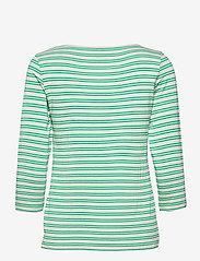Nanso - Ladies blouse, Virna - tops met lange mouwen - green - 1