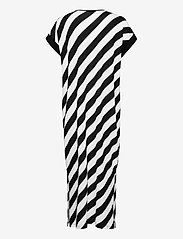 Nanso - Ladies short nightgown, Kulma - nightdresses - black and white - 1