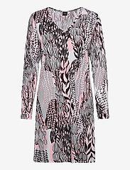 Nanso - Ladies big shirt, Suurennuslasi - nightdresses - light pink - 0