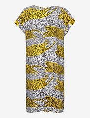 Nanso - Ladies big shirt, Lianna - nightdresses - yellow - 1